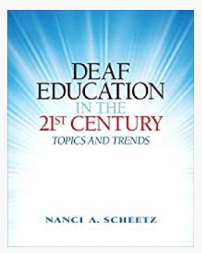 deaf education image