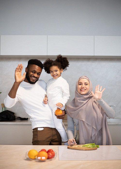 How parents and deaf children bond