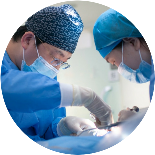 Child surgery procedure